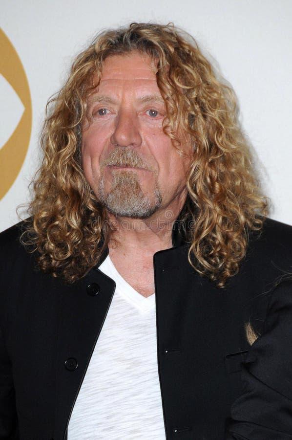 Robert Plant fotografia stock