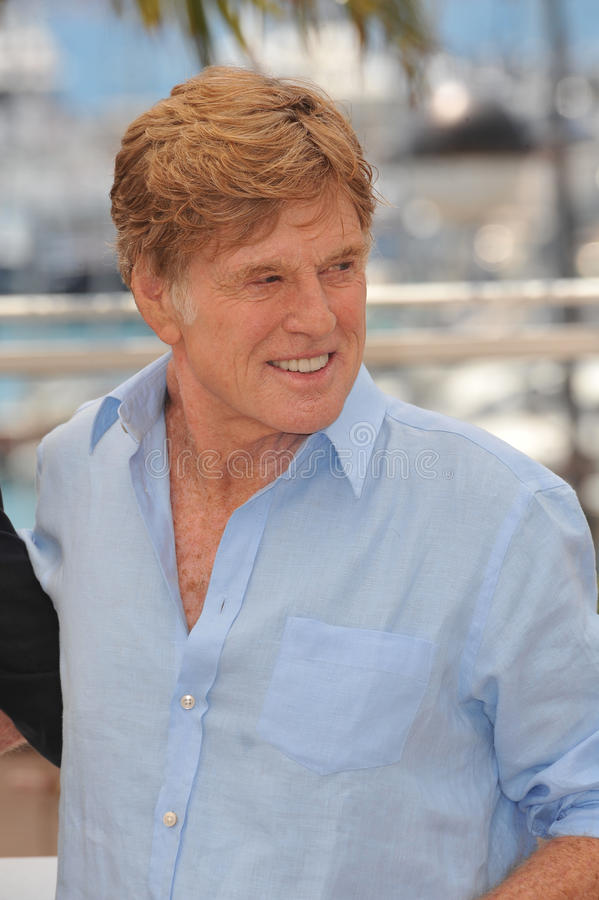 Robert Redford fotografia stock