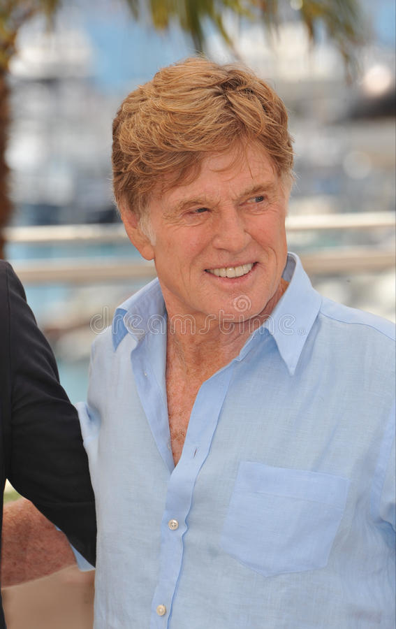 Robert Redford immagine stock