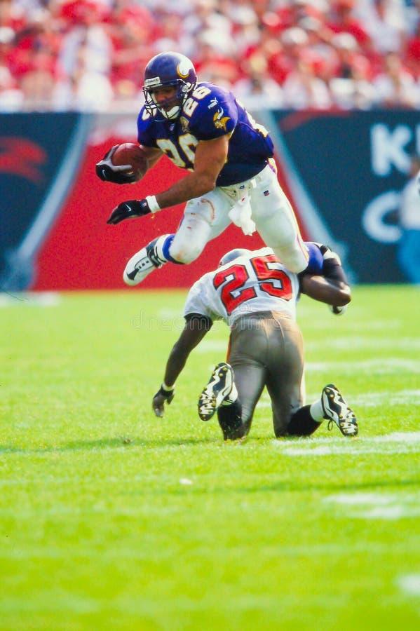 Robert Smith Minnesota Vikings imagens de stock royalty free