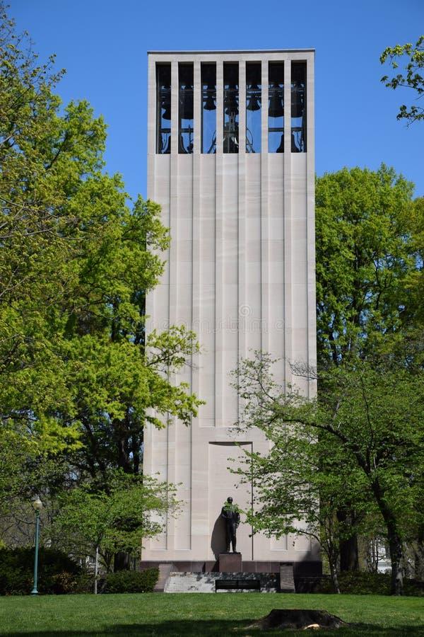 Robert Taft Memorial no Washington DC imagens de stock