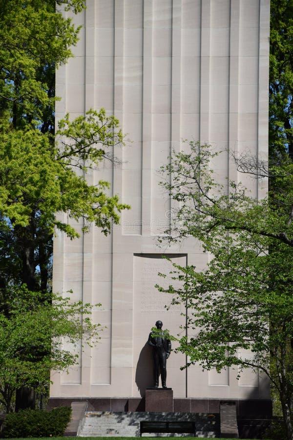 Robert Taft Memorial in Washington DC fotografia stock