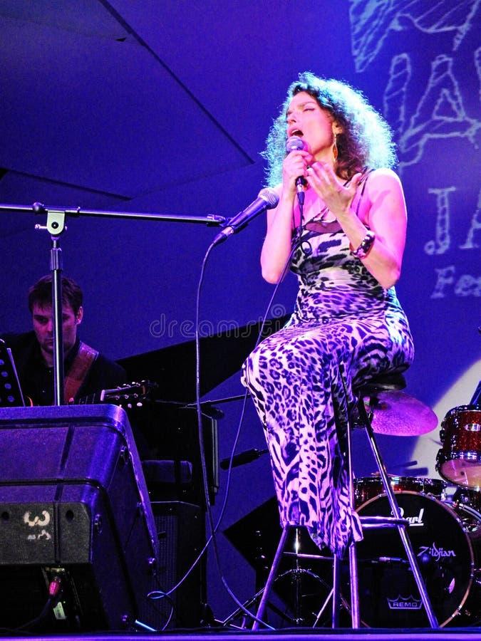 Free Roberta Gambarini At The Java Jazz Festival Stock Image - 32834421