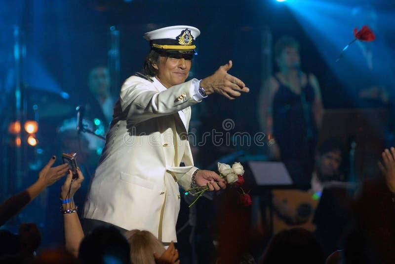 Roberto Carlos fotos de stock royalty free