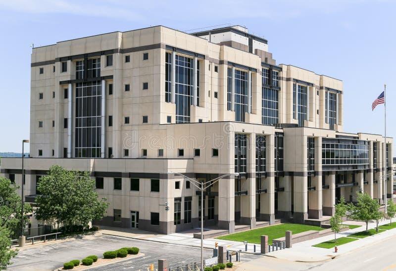 Roberto J Tribunal federal de Dole fotografía de archivo libre de regalías