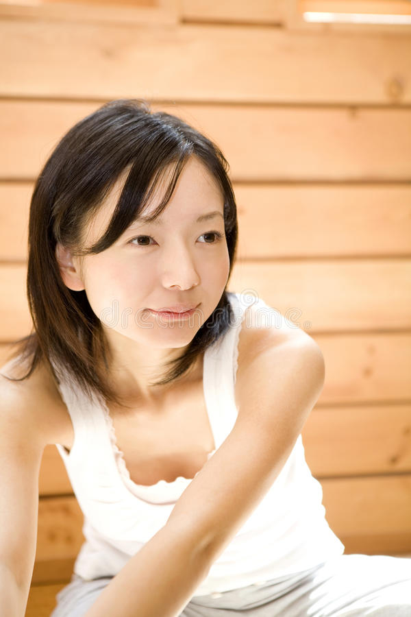 robić ćwiczenia japończyka kobiety fotografia royalty free