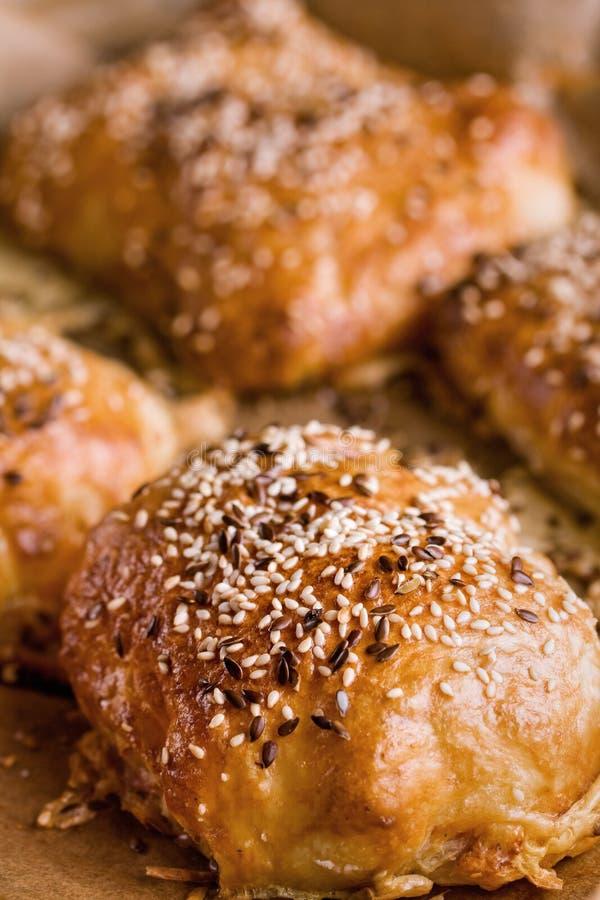 robić chlebowy dom nasieniodajny sezam obraz royalty free