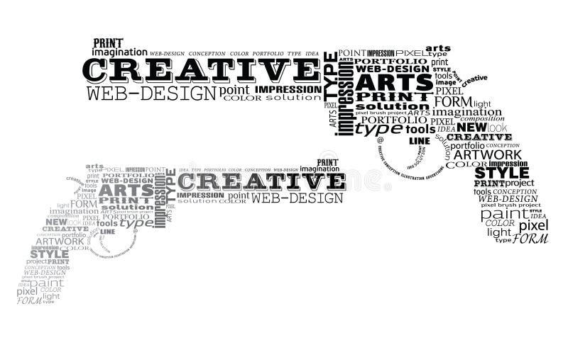 robić kolty dwa typografia ilustracja wektor