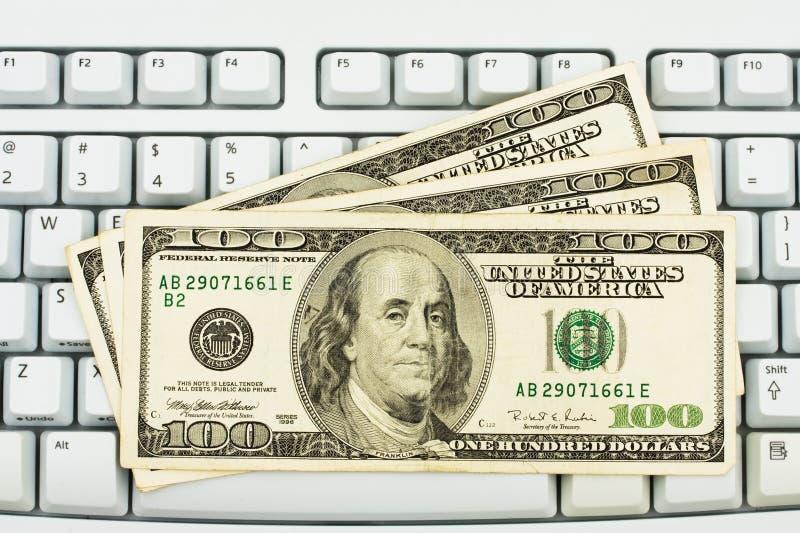 robić pieniądze online fotografia royalty free