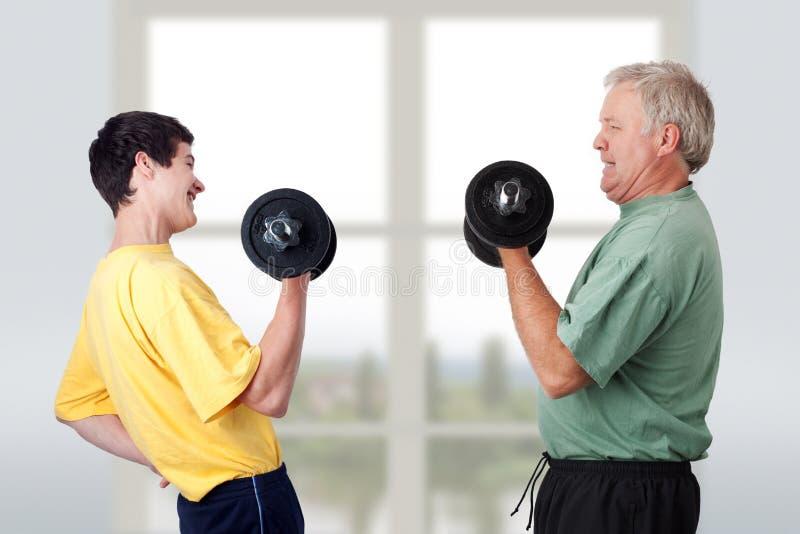 robić sprawności fizycznej