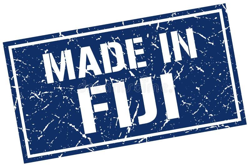 robić w Fiji znaczku ilustracji