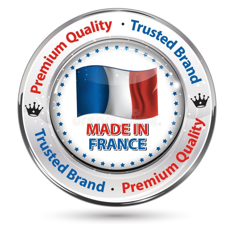 Robić w Francja, Ufający gatunek, premii ilość royalty ilustracja