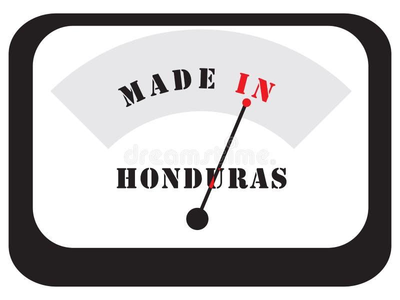 Robić w Honduras zdjęcie stock