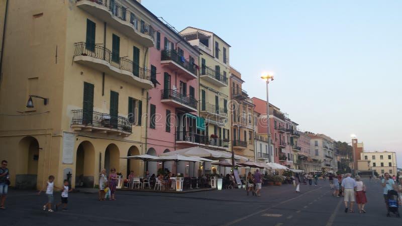 Robić zakupy w Włochy zdjęcia royalty free