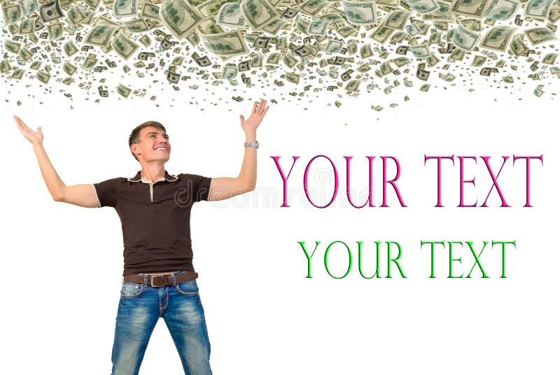 Robić zyskowi. zdjęcie stock