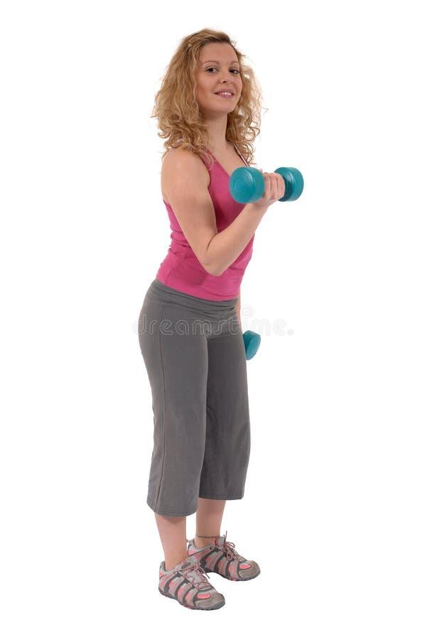 Download Robi Kobiety ćwiczenie Sprawność Fizyczna Obraz Stock - Obraz złożonej z leisure, napad: 13341975