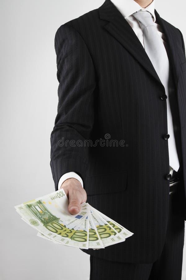 robi pieniądze euro potrzebie ty obrazy royalty free
