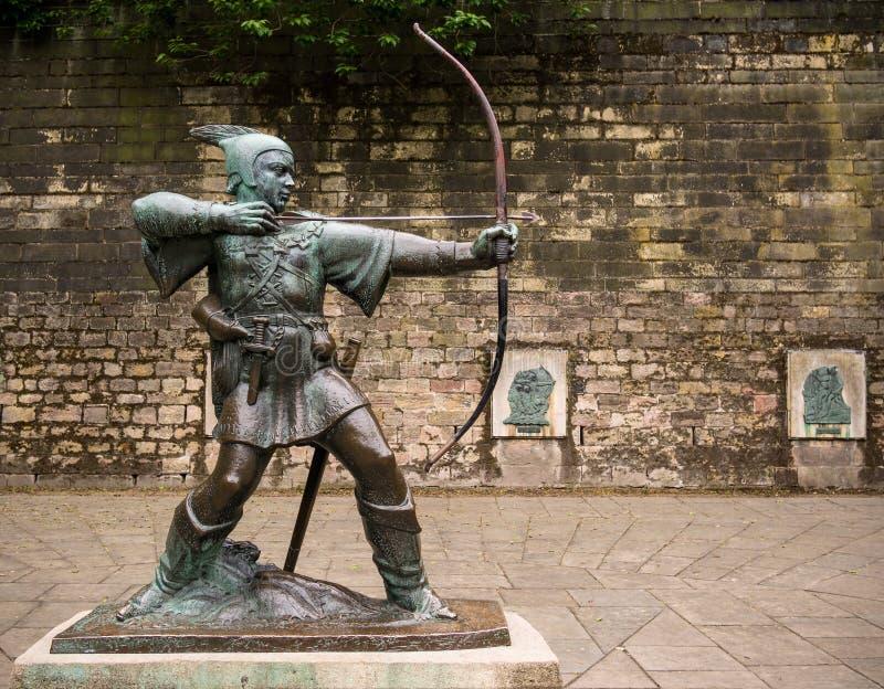 Robin Hood photo stock