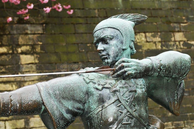 Robin Hood image libre de droits