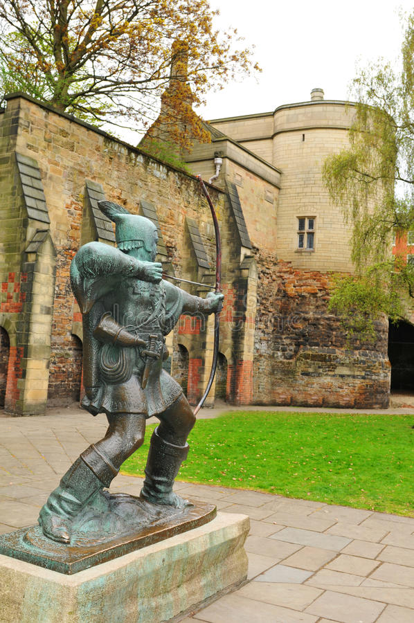 Download Robin Hood stock image. Image of fortresses, arrows, famous - 33594381