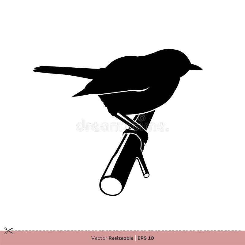 Flying Robin Animation Sprite Sheet Stock Vector ...
