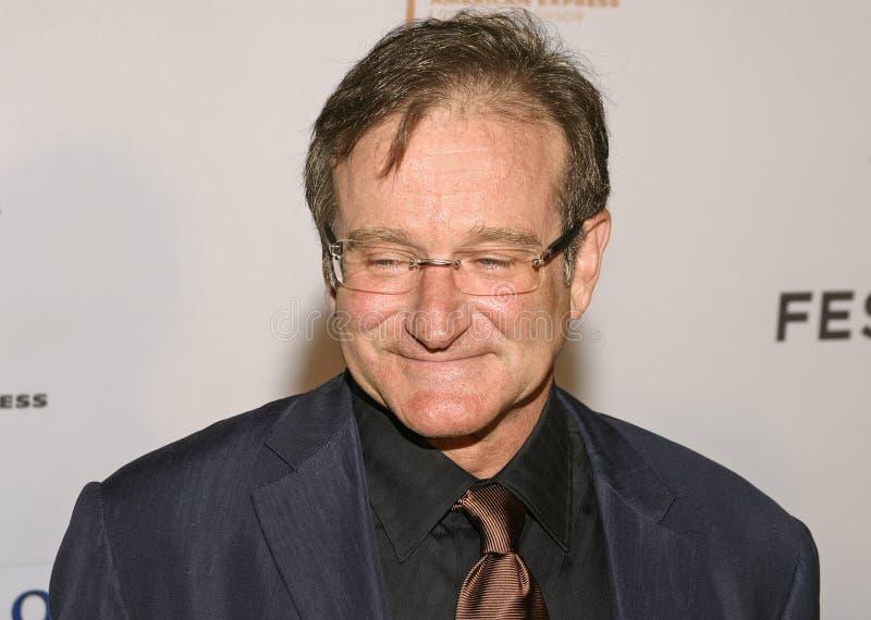 Robin Williams fotografia stock