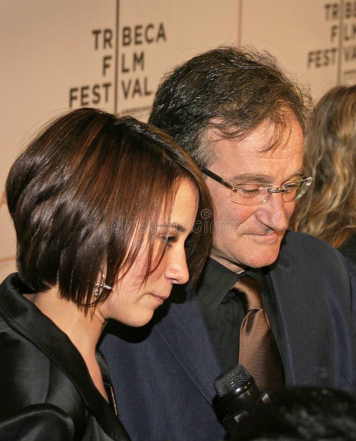 Robin Williams fotografia stock libera da diritti