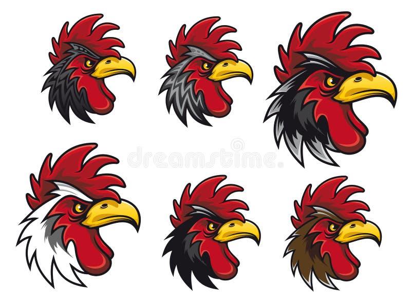Robinets de dessin animé illustration stock
