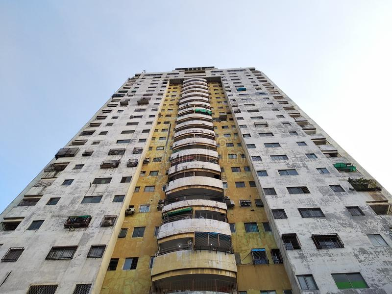 The apartement in jakarta. Robinson appartement on jakarta indonesia royalty free stock photo