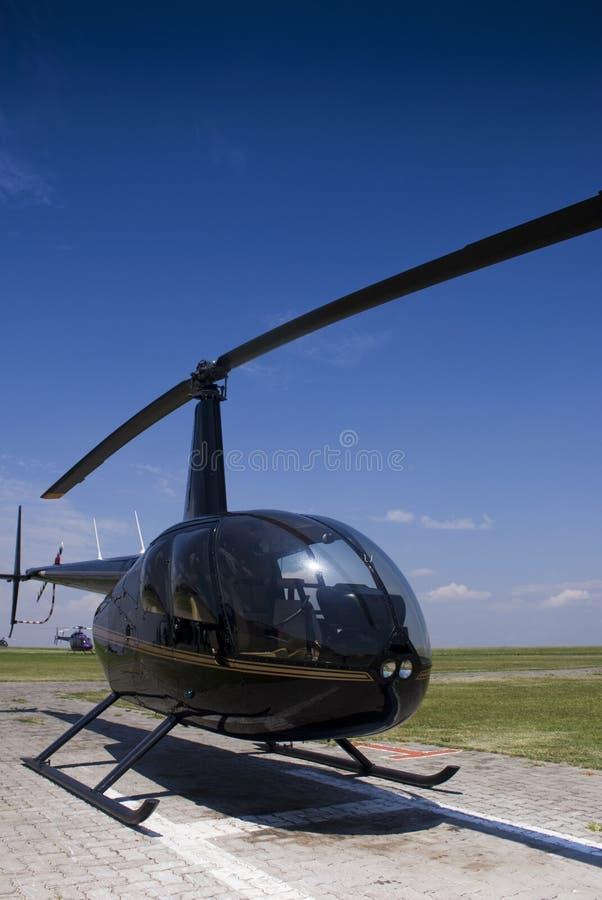 Robinson R44 image libre de droits