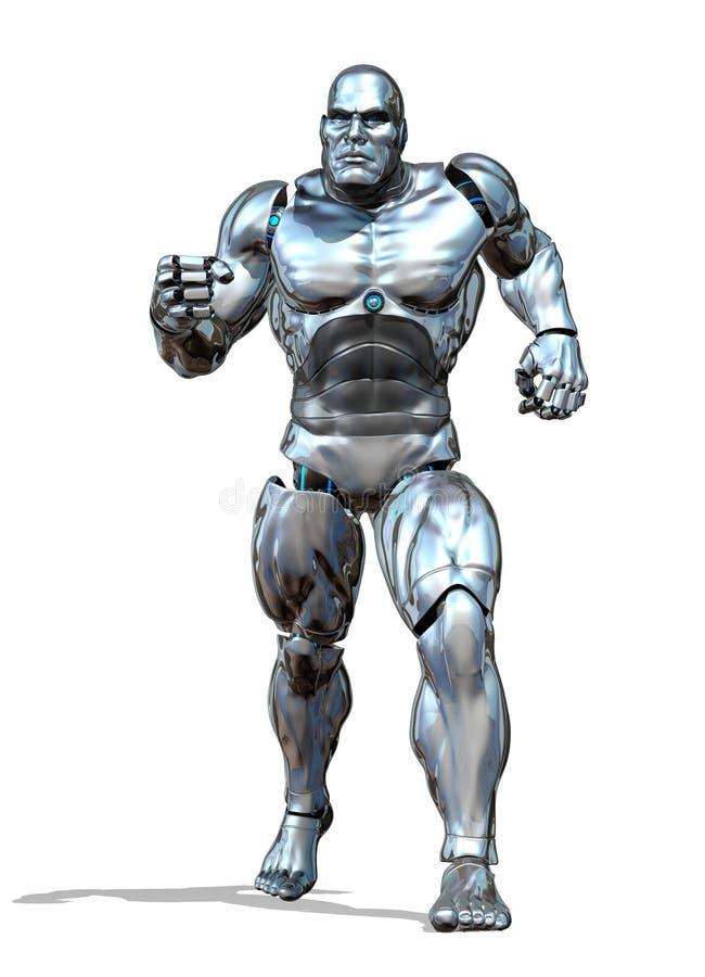 Robo-сила бесплатная иллюстрация