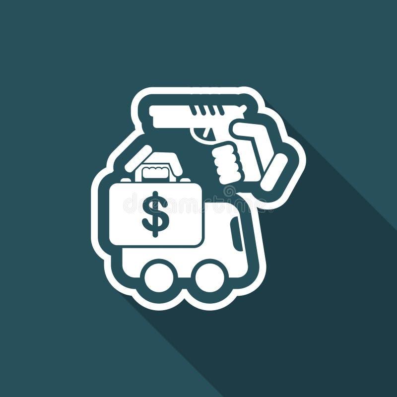 Robo del CIT libre illustration