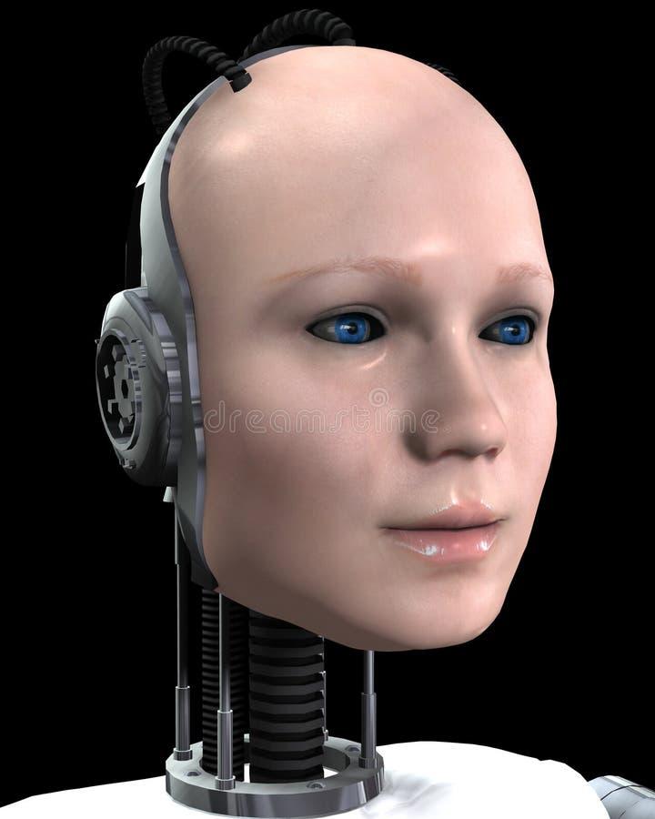 Download Robo Women 3 Stock Photo - Image: 3641310