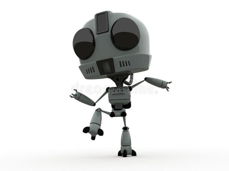 Robot royalty illustrazione gratis