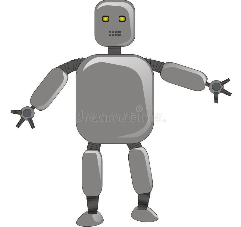 robot obrazy stock