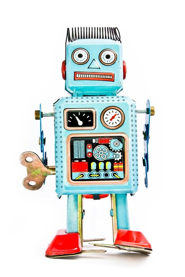 Robot image stock
