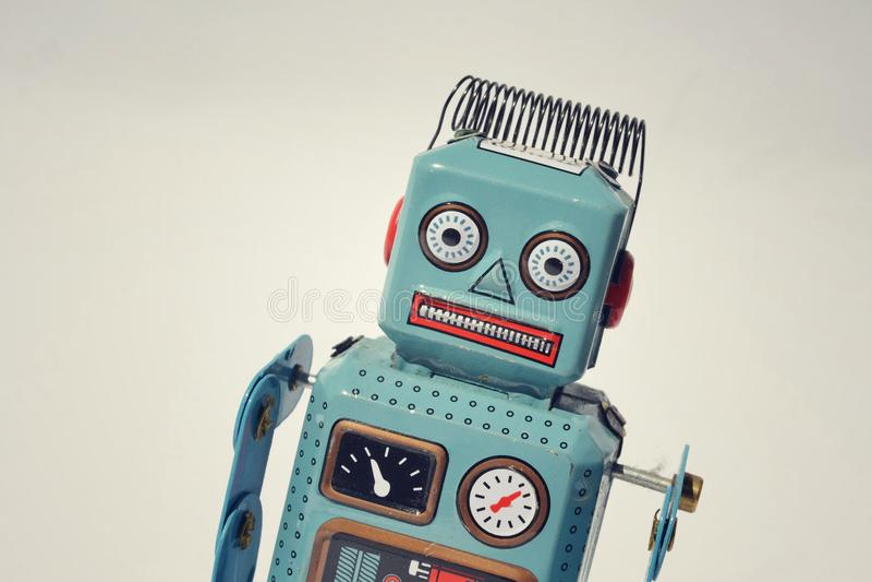 Robot photos stock
