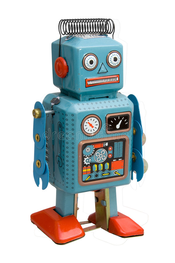 robot zdjęcia royalty free