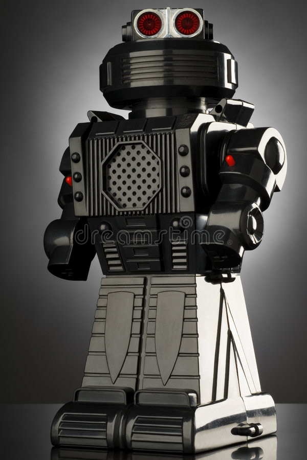 Download Robot stock photo. Image of metal, space, mechanic, automatic - 4969896