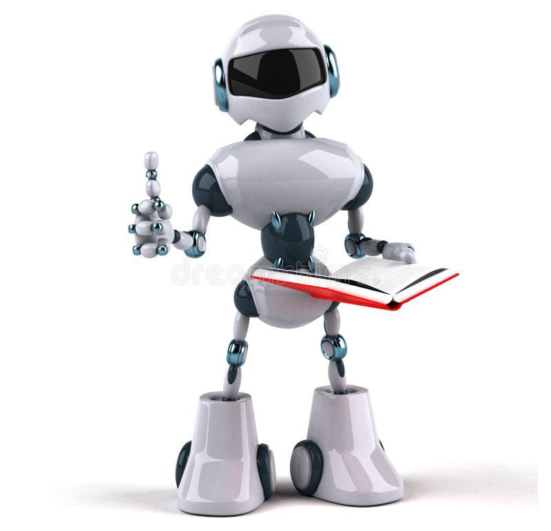 robot stock illustratie