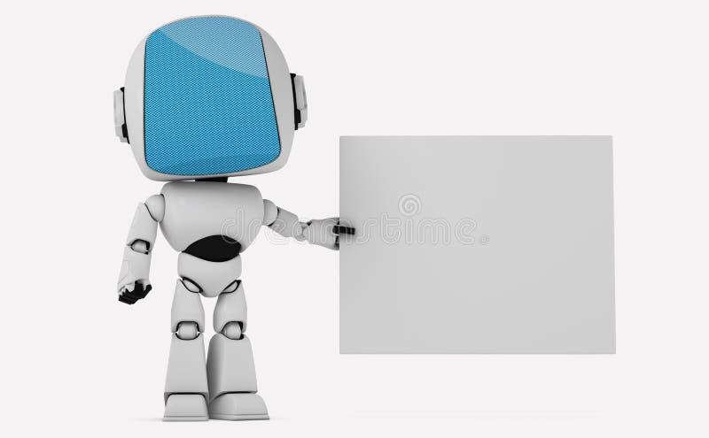 robot arkivbild