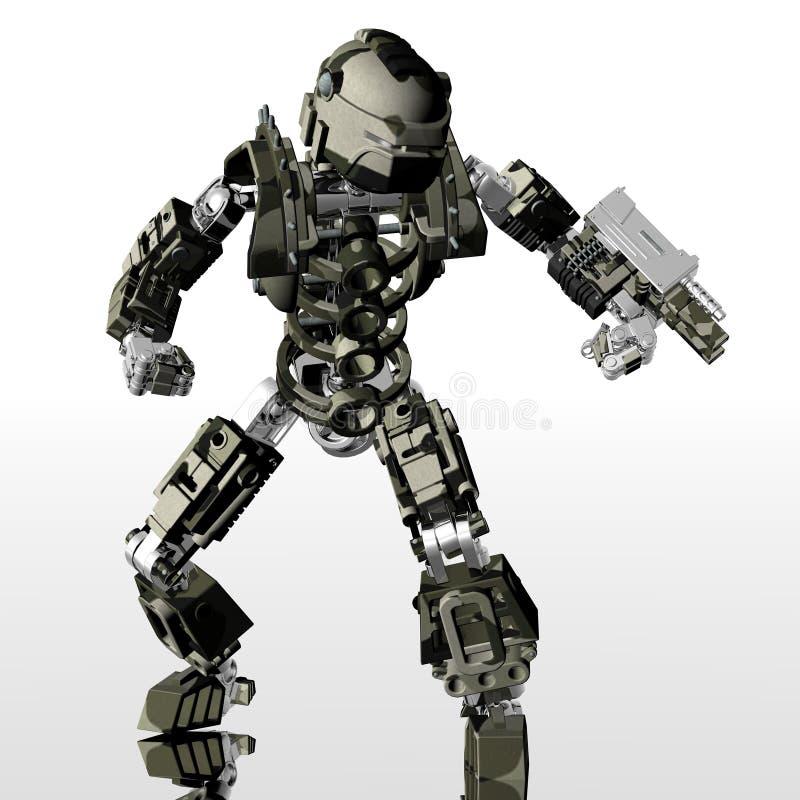 Download Robot stock illustration. Image of jesse, graphic, machine - 6015461