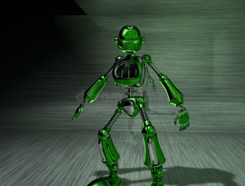 Download Robot stock illustration. Illustration of detail, character - 6943375