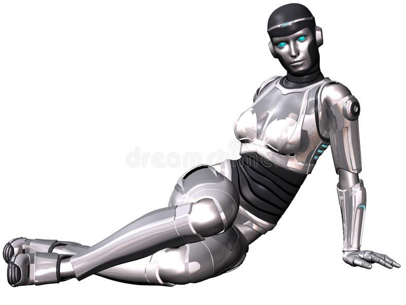 Download Robot illustrazione di stock. Illustrazione di automazione - 7324912