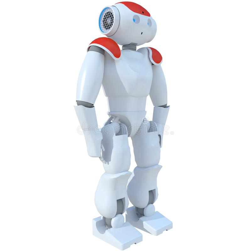 Robot3 库存图片