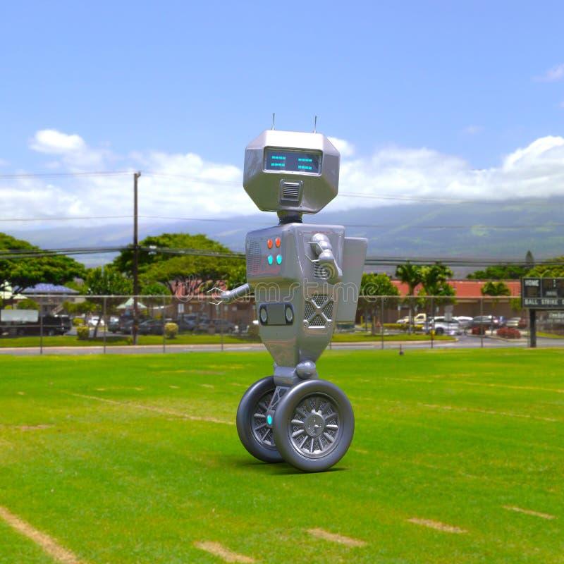 robot photographie stock libre de droits