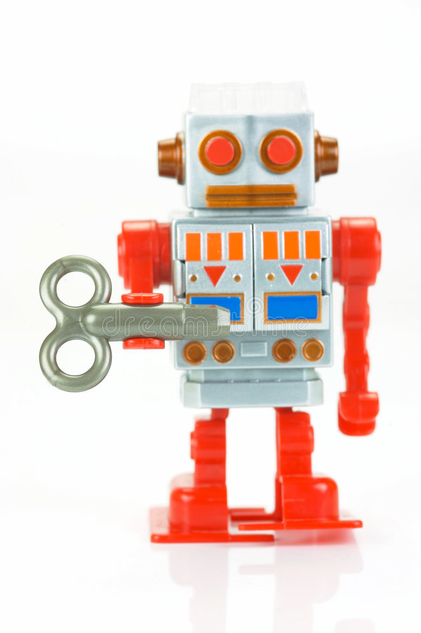 Free Robot Stock Photography - 9253812
