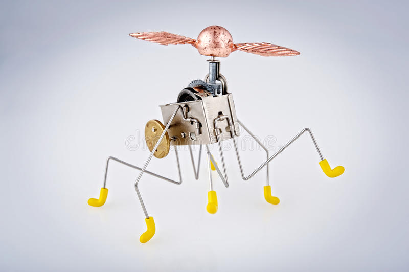 Download Robot Bug Stock Photography - Image: 28580372