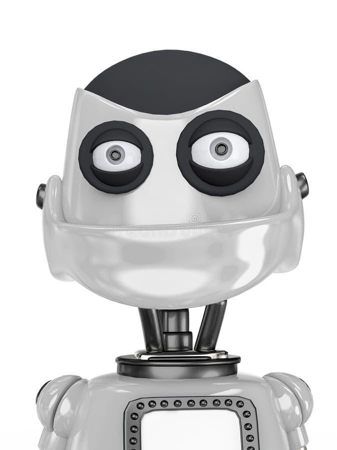 Free Robot Cartoon Id Profile Stock Photos - 160873233
