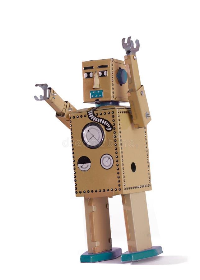 Robot de jouet photos libres de droits